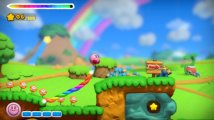 Скриншот № 0 из игры Kirby and the Rainbow Paintbrush (Б/У) [Wii U]