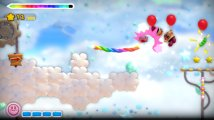 Скриншот № 3 из игры Kirby and the Rainbow Paintbrush (Б/У) [Wii U]