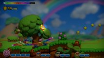 Скриншот № 6 из игры Kirby and the Rainbow Paintbrush (Б/У) [Wii U]