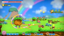 Скриншот № 7 из игры Kirby and the Rainbow Paintbrush (Б/У) [DS]