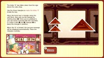 Скриншот № 2 из игры Layton's Mystery Journey: Katrielle and the Millionaires' Conspiracy - Deluxe Edition [NSwitch]