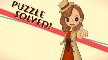 Скриншот № 3 из игры Layton's Mystery Journey: Katrielle and the Millionaires' Conspiracy - Deluxe Edition [NSwitch]
