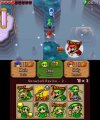 Скриншот № 3 из игры Legend of Zelda: Tri Force Heroes (Б/У) [3DS]