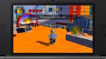 Скриншот № 2 из игры Lego City Undercover: The Chase Begins [3DS]
