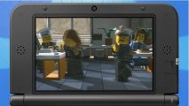 Скриншот № 1 из игры Lego City Undercover: The Chase Begins [3DS]