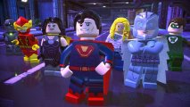 Скриншот № 0 из игры LEGO DC Super-Villains - Deluxe Edition [NSwitch]