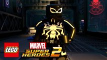 Скриншот № 1 из игры Lego Marvel Super Heroes 2 [Xbox One]