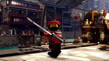 Скриншот № 3 из игры LEGO Ninjago Movie Game: Videogame (Б/У) [NSwitch]