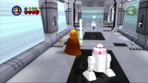 Скриншот № 3 из игры LEGO Star Wars: The Complete Saga [X360]