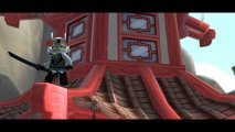 Скриншот № 2 из игры LEGO Ninjago: Shadow of Ronin (Б/У) [PS Vita]