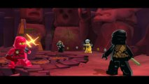 Скриншот № 3 из игры LEGO Ninjago: Shadow of Ronin (Б/У) [PS Vita]