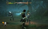 Скриншот № 6 из игры The Lord of the Rings: Aragorn's Quest (Б/У) [Wii]