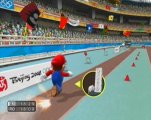 Скриншот № 2 из игры Mario & Sonic at the Olympic Games [Wii]