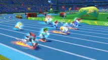 Скриншот № 2 из игры Mario & Sonic at the Rio 2016 Olympics Games [3DS]