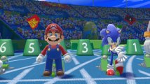 Скриншот № 5 из игры Mario & Sonic at the Rio 2016 Olympics Games [3DS]