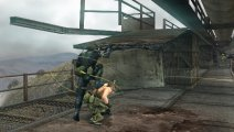 Скриншот № 0 из игры Metal Gear Solid: Peace Walker [PSP]