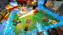 Скриншот № 1 из игры Micro Machines World Series [Xbox One]