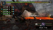 Скриншот № 1 из игры Monster Hunter Freedom Unite [PSP]