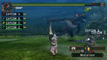 Скриншот № 2 из игры Monster Hunter Freedom Unite [PSP]
