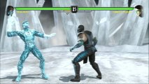 Скриншот № 2 из игры Mortal Kombat vs. DC Universe [PS3]