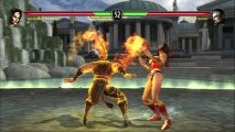 Скриншот № 3 из игры Mortal Kombat vs. DC Universe [PS3]