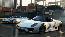 Скриншот № 1 из игры Need for Speed Most Wanted 2012 [PS3]