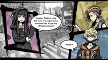 Скриншот № 1 из игры NEO: The World Ends with You [PS4]