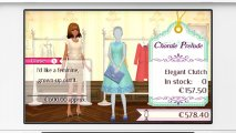 Скриншот № 1 из игры New Style Boutique 3: Styling Star [3DS]