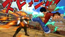 Скриншот № 4 из игры One Piece Burning Blood (Б/У) [PS Vita]