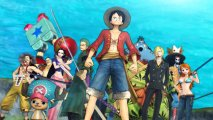 Скриншот № 2 из игры One Piece: Pirate Warriors 3 Deluxe Edition [Nswitch]