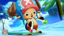 Скриншот № 6 из игры One Piece: Unlimited World Red [PS Vita]