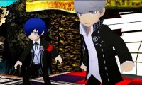 Скриншот № 4 из игры Persona Q: Shadow of The Labyrinth (Б/У) [3DS]