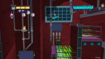 Скриншот № 2 из игры Phineas and Ferb: Quest for Cool Stuff [Wii U]