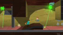 Скриншот № 5 из игры Phineas and Ferb: Quest for Cool Stuff [Wii U]