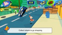 Скриншот № 3 из игры Phineas & Ferb: Day of Doofenshmirtz [PS Vita]