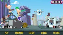 Скриншот № 4 из игры Phineas & Ferb: Day of Doofenshmirtz [PS Vita]