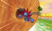 Скриншот № 1 из игры Pokemon Mystery Dungeon Gates to Infinity [3DS]