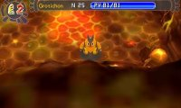 Скриншот № 2 из игры Pokemon Mystery Dungeon Gates to Infinity [3DS]