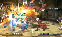 Скриншот № 2 из игры Project X Zone [3DS]