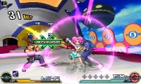 Скриншот № 2 из игры Project X Zone 2 [3DS]