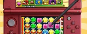 Скриншот № 6 из игры Puzzle & Dragons Z + Puzzle & Dragons Super Mario Bros. Edition (Б/У) [3DS]