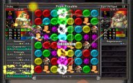 Скриншот № 1 из игры Puzzle Quest: Challenge of the Warlords [Wii]
