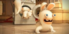 Скриншот № 0 из игры Rayman and Rabbids Family Pack [3DS]