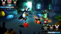 Скриншот № 1 из игры Rayman and Rabbids Family Pack [3DS]