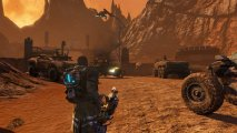Скриншот № 3 из игры Red Faction Guerrilla Re-Mars-tered [PS4]
