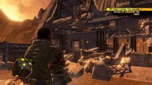 Скриншот № 5 из игры Red Faction Guerrilla Re-Mars-tered [PS4]