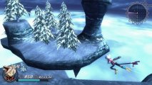 Скриншот № 4 из игры Rodea: The Sky Soldier - Limited Edition [Wii U]