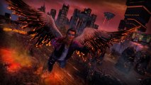 Скриншот № 2 из игры Saints Row IV - Gat out of Hell (Б/У) [PS3]