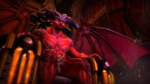 Скриншот № 3 из игры Saints Row IV - Gat out of Hell (Б/У) [PS3]