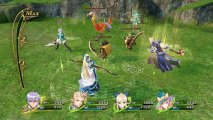 Скриншот № 1 из игры Shining Resonance Refrain [Xbox One]